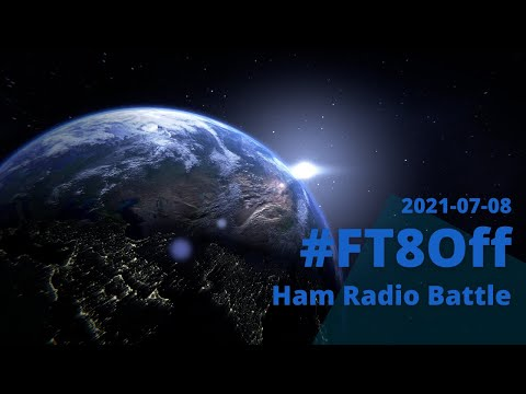 #FT8Off for 2021-07-08