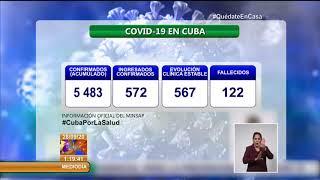 La Habana y Ciego de Ávila: provincias con mayor incidencia de la COVID-19
