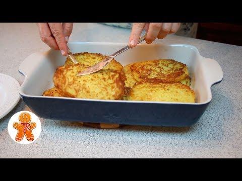 Вкусный Ужин из Простых Продуктов ✧ Курица в Картофельной Шубке