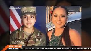 Nuevos datos del caso de la soldado mexicano-americana asesinada | Todo Personal