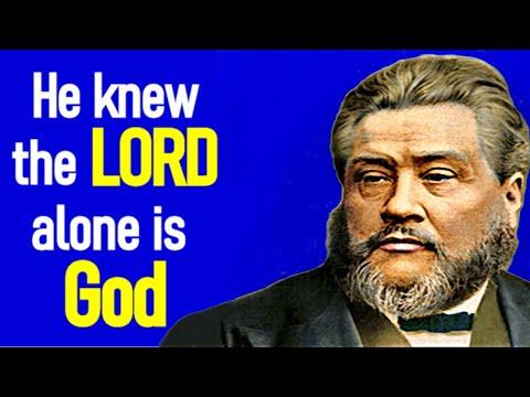 Manasseh - Charles Spurgeon Sermon