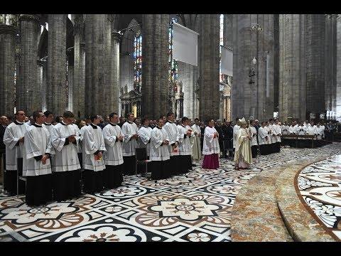 7 settembre 2019 Pontificale in Duomo nel nuovo anno pastorale 2019 2020 - omelia di mons. Delpini