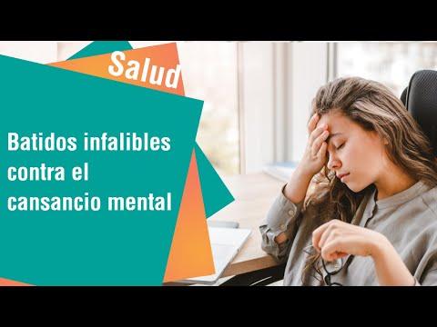 Cansancio mental: síntomas y soluciones   Salud