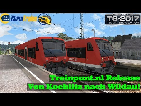 Christrains RS1 Release on Treinpuntnl  Train Simulator 2017