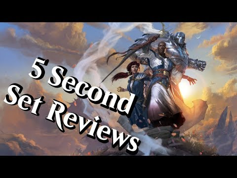 5 Second Set Reviews - History of Draft at GP Seattle