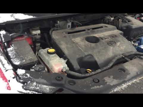 Toyota Rav-4 2011 m dalys