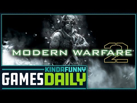 connectYoutube - Modern Warfare 2 Remastered Listed - Kinda Funny Games Daily 03.16.18