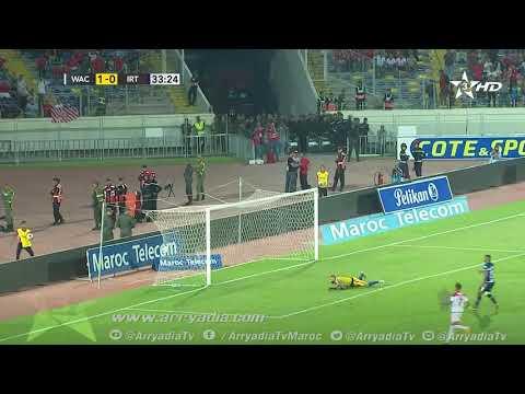 الوداد البيضاوي 2-0 إتحاد طنجة هدف ويليام جيبور - كأس العرش -