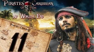 Прохождение Pirates of the Caribbean: At World's End PC [#11]