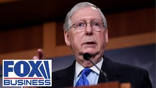 McConnell to 'insist' on narrower coronavirus bill from House Dems: report