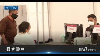 Los hospitales en Quito siguen trabajando al límite de su capacidad