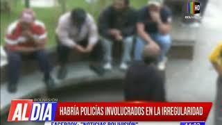 Reos de la cárcel de San Pedro salen del recinto para delinquir