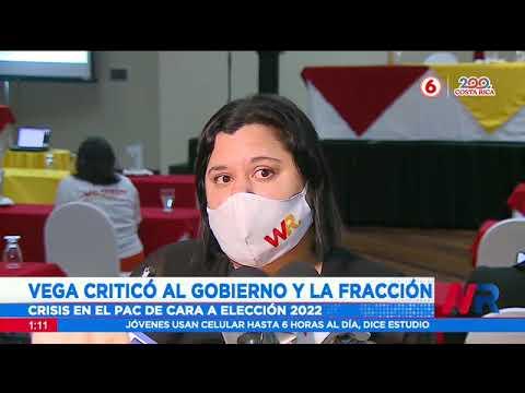 Diputada Paola Vega cuestionó al gobierno y a la fracción tras su renuncia al PAC