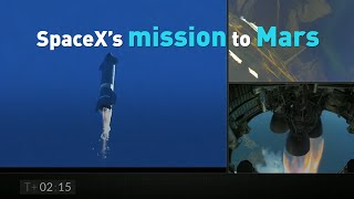SpaceX's mission to Mars