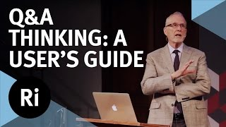 Q&A - The Psychology of Thinking - with Richard Nisbett