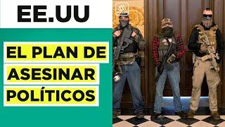 Sujetos planeaban asesinar congresistas en Capitolio, Plan económico de Biden, Sismo en Indonesia
