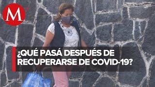 Recuperados de covid-19 podrían necesitar fisioterapia pulmonar