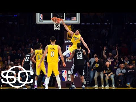 connectYoutube - Larry Nance Jr.'s dunk leads top 10 NBA plays of last week | SportsCenter | ESPN