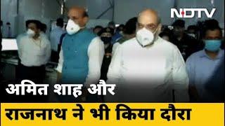 Delhi के राज्यपाल ने किया दुनिया के सबसे बड़े COVID-19 Hospital का उद्घाटन - NDTVINDIA