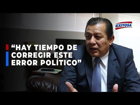 Bancada de APP pide al presidente Pedro Castillo reconsiderar todo el gabinete ministerial