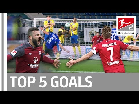 Perfect Free Kicks & More - Top 5 Goals On Matchday 14