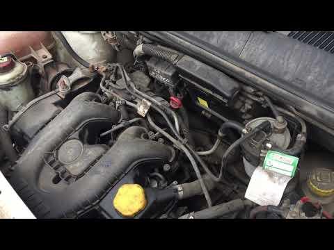 Fiat Doblo 2008 m dalys