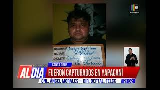 Colombianos con armas de grueso calibre en manos de la justicia boliviana