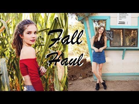 Fall Clothing Haul | Ellie Thumann