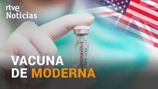 Estados Unidos: la farmacéutica Moderna muestra resultados esperanzadores ante una vacuna