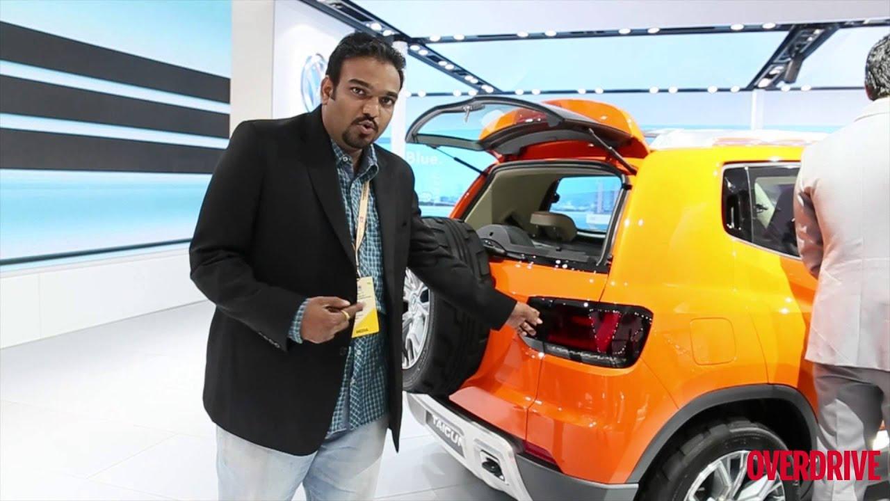 Volkswagen Taigun Concept makes Asian debut at 2014 Auto Expo
