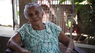Tercera entrega del reportaje Costa Rica Longeva: Historia de Doña Ninfa