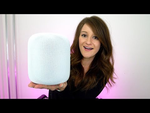 HomePod Unboxing + First Reaction!