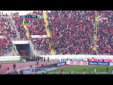 الوداد الرياضي 1-0 الجيش الملكي هدف وليد الكرتي