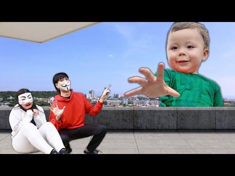 ไทดัส-มนุษย์ยักษ์-ออกอาละวาด!!