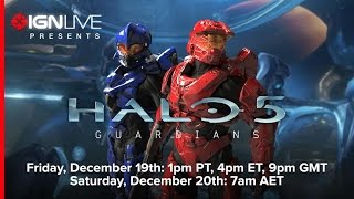 IGN Live Presents: Halo 5 Multiplayer Beta