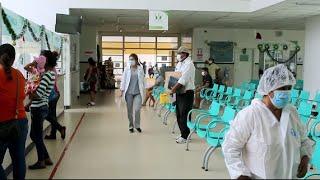 No hay atención en el hospital San Juan de Dios.