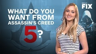 Win a Next-Gen Launch Game, AC5 Survey & Fallout 4 is a No-Show - IGN Daily Fix 12.06.13