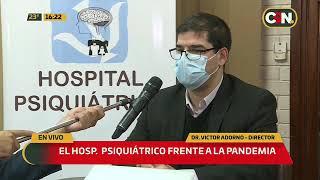 El Hospital Neuropsiquiátrico frente a la pandemia del COVID-19