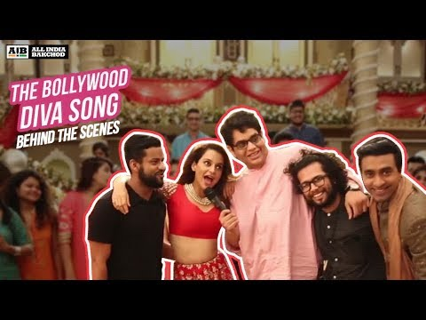 connectYoutube - AIB : Making of the Bollywood Diva Song