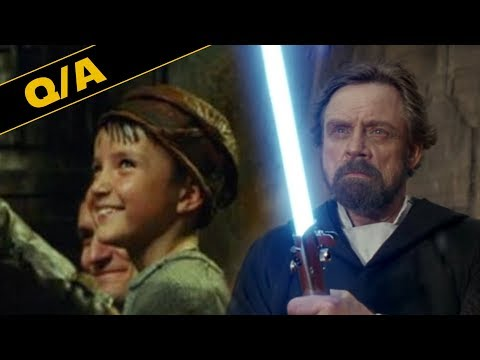 How Did Luke's Legend Spread So Quickly at the End of The Last Jedi - Star Wars Explained Weekly Q&A