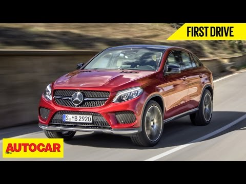 Mercedes Benz GLE Coup | First Drive | Autocar India