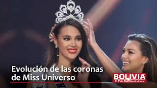 LA HISTORIA DEL MISS UNIVERSO