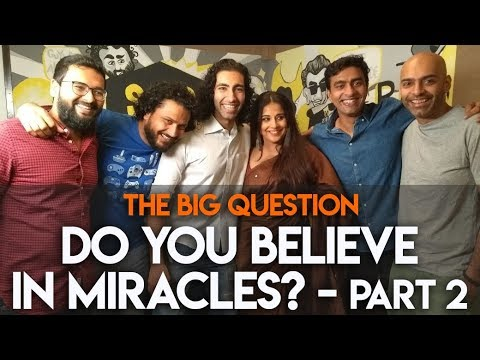 SnG: Do You Believe In Miracles? feat. Vidya Balan   The Big Question S2 Ep17 Part 2