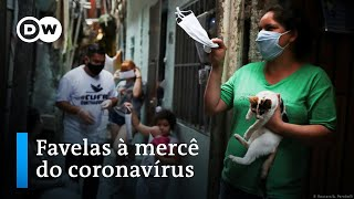 Moradores de favela realizam contagem própria de mortes por covid-19