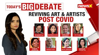 REVIVING ART & ARTISTS POST COVID | NewsX - NEWSXLIVE