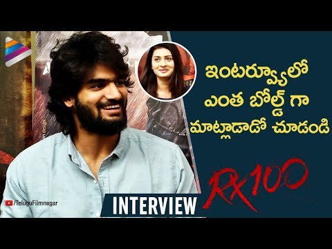 Kartikeya Makes SHOCKING Comments | RX 100 Interview | Payal Rajput |  #RX100 | Telugu FilmNagar