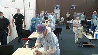 Lille realiza pruebas a 1.000 de sus policías por miedo a un brote en sus comisarías de COVID-19