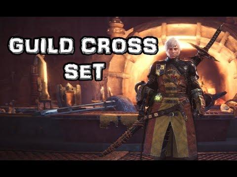 mhw guild cross layered 関連動画 | スマホ対応 動画ニュース