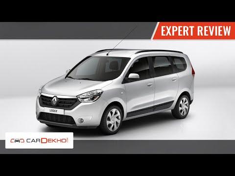 Renault Lodgy | Expert Review | CarDekho.com