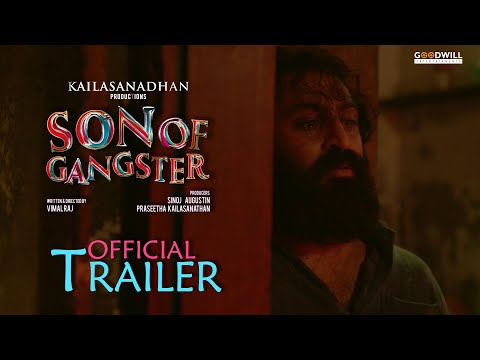 Son Of Gangster Official Trailer | Vimal Raj | Rahul Madhav | Tini Tom | Sinoj Augustian